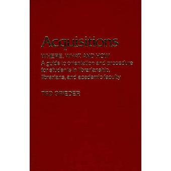 ماذا وكيف دليل على التوجه والإجراءات للطلبة في كلية الأكاديمية والمكتبات المكتبات قبل تيودور آند جريدير أكقويسيتيونسوهيري