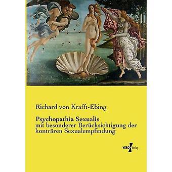 Psychopathia Sexualis por von KrafftEbing & Richard