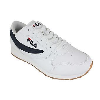 Rad casual skor rad omlopps bana låg vit/klänning blå 0000149073_0