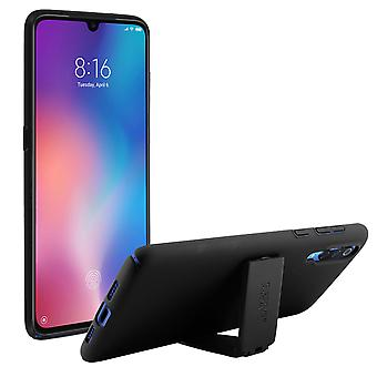 Frosted Shield Nillkin Set: Cover + screen protector for Xiaomi Mi 9 – Black