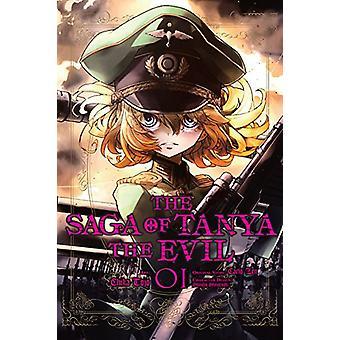 The Saga of Tanya the Evil - Vol. 1 (manga) by Carlo Zen - 9780316444