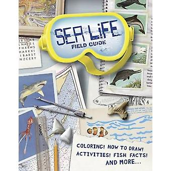 Sea Life Field Guide by Printworks KMG - 9780486491578 Book