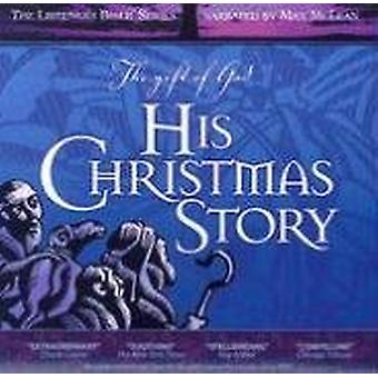 The Gift of God-His Christmas Story by Max McLean - 9781931047371 Book