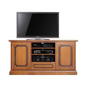 Porta tv classico 130 cm 2 ante