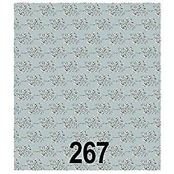 """Veneen konsortion Decoupage paperit 13,75 """"X15.75"""" 3/Pkg-Nouveau Neon"""