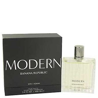 Banana Republic Modern By Banana Republic Eau De Toilette Spray 3.4 Oz (men) V728-532884
