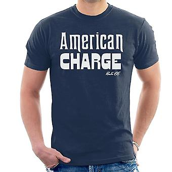 Route 66 American Charge Men's T-Shirt