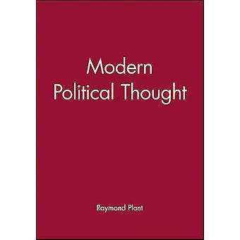 Modern Political Thought by Raymond Plant - 9780631142249 Book