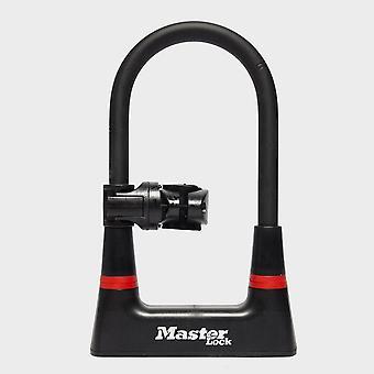 New Masterlock Bike Safety 14mm Mini D-Lock Black
