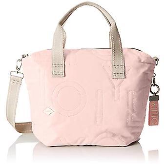 Oilily Spell Handbag Mhz - Pink (Rose)) 15.0x23.0x37.0 cm (B x H T)