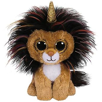 Ty Beanie Baby    TY36252 - Ramsey the Lion 15cm