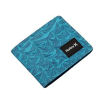 Hurley BiFold Wallet ~ Rebound blue