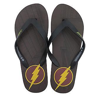 Flash Symbol Men's Flip Flops