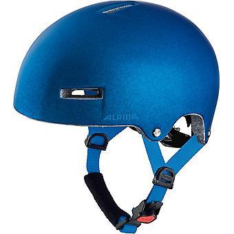 Alpina Airtime Fahrradhelm // blau