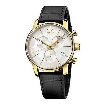 Calvin Klein City K2G275nous Herre Watch Chronograph