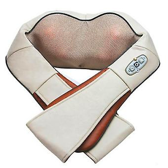 Cervical Neck Shoulders Body Massager | Heat Knead Shiatsu Massage