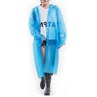 TH057 Unisex Rain Mac