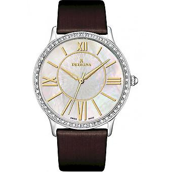 Delbana - Wristwatch - Ladies - Dress Collection - 41611.591.1.518 - Paris