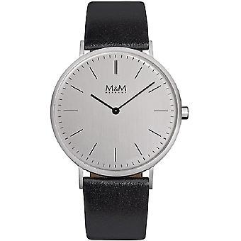M & M Germany M11870-442 Basic 40 men's Watch