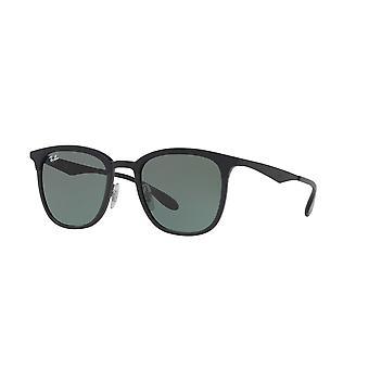 Ray-Ban RB4278 6282/71 Matte Black/Green Sunglasses