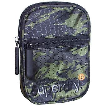 Superdry Sport Pouch Green Camo
