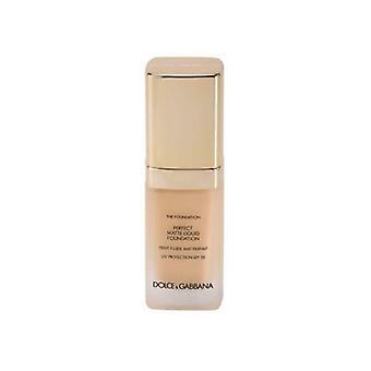 Dolce & Gabbana perfect matte Liquid Foundation 30ml-78 beige