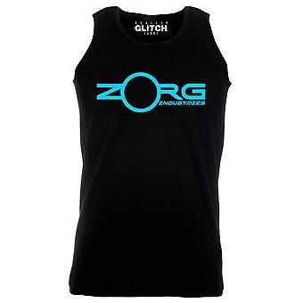 Men's zorg industries vest