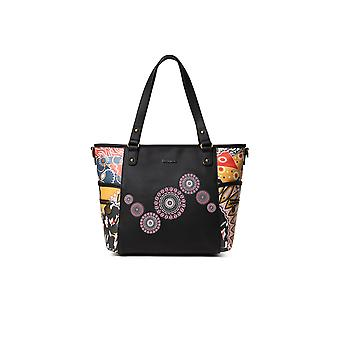 Desigual Women's Guernica Maxton Patterned Bag