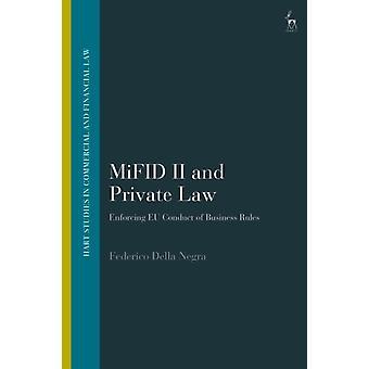 MiFID II and Private Law by Federico Della Negra