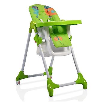 Cangaroo high chair kimchi, foldable, removable seat cushion, seat belt