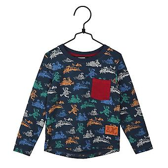 Emil in Lönneberga Katthult sweater, blue