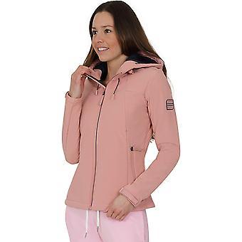 Superdry Winter Ichigo SD Windtrekker Jacket Pink 30