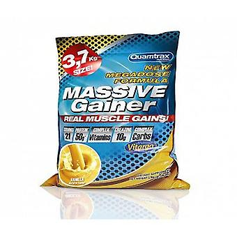Quamtrax Nutrition Massive Gainer 3700gr