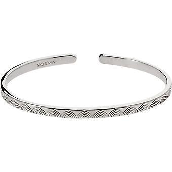 Silver Jonc Ella Bracelet