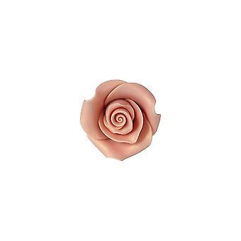 SugarSoft essbare Blume - Rosen - Rose Gold - 38mm - Box von 20