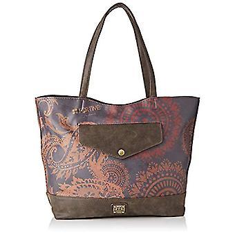 For Time Shopper Ulri - Multicolored Women's Shoulder Bags (Nico) 14x34x32 cm (W x H L)