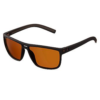 Simplify Barrett Polarized Sunglasses - Black/Brown