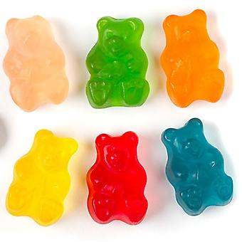 Albanese Gummi 6 Ours saveur-( 19.95lb )
