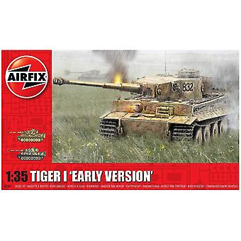 Airfix A1363 Tiger-1 Early Version Tank - Maßstab 1:35