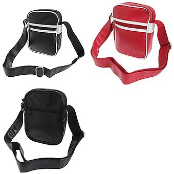 Bagbase Original Retro Shoulder Strap Cross Body Bag (Pack of 2)