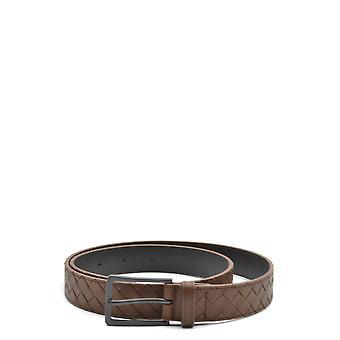 Bottega Veneta Ezbc439005 Women's Brown Leather Belt