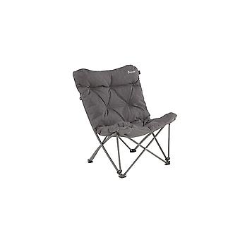 Outwell Relax Fremont Lake Foldable Camping Chair Grey