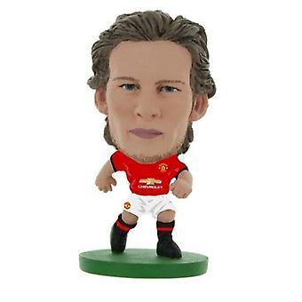 Soccerstarz Man Utd Daley Blind (2018) Home Kit