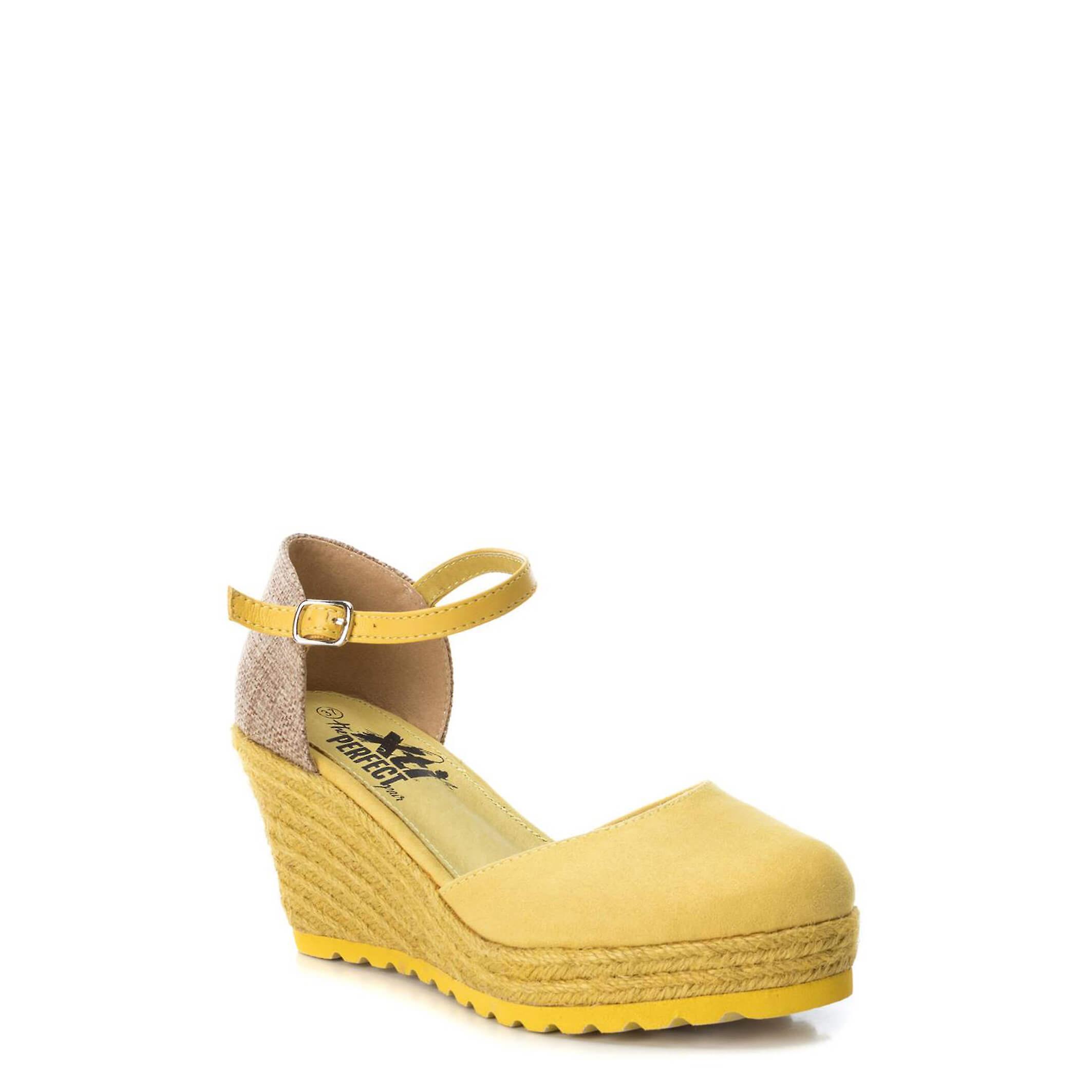 Xti Original Women Spring/summer Wedge - Yellow Color 40200