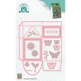 אריזת בחירה של נלי ' בקופסת מתנה-10 חלקית בתיבה WPD011 55x65x100 ממ (01-20)