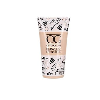 Outdoor Girl Flawless Foundation 30ml ~ Natural Beige