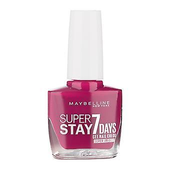 nail polish Superstay 7 Days Maybelline (10 ml)