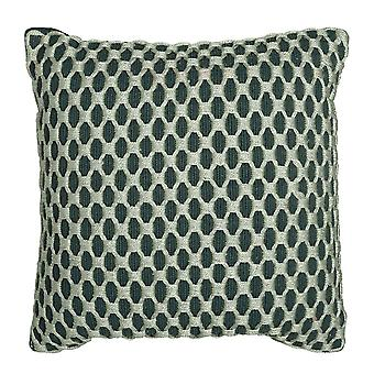 Camden Embellished Cushion 50x50cm Eden Green