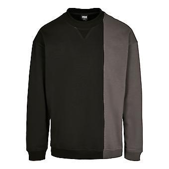 Urban Classics Homme Sweatshirt Side Block