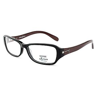 Ladies'Spectacle frame Guess Marciano GM108 (ø 54 mm) Black (ø 54 mm)